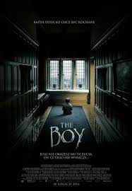 The Boy – William Brent Bell