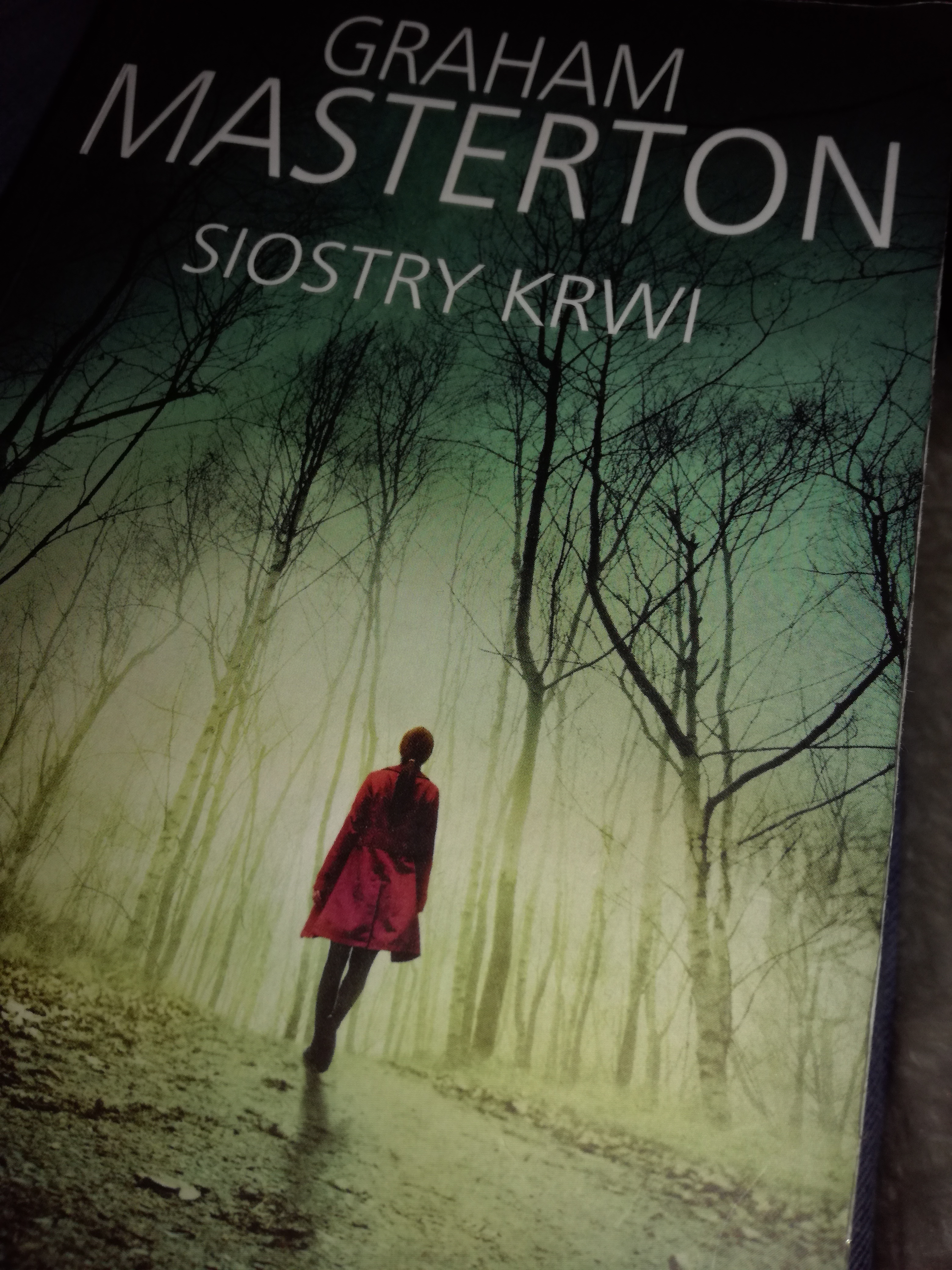 Siostry krwi – Graham Masterton