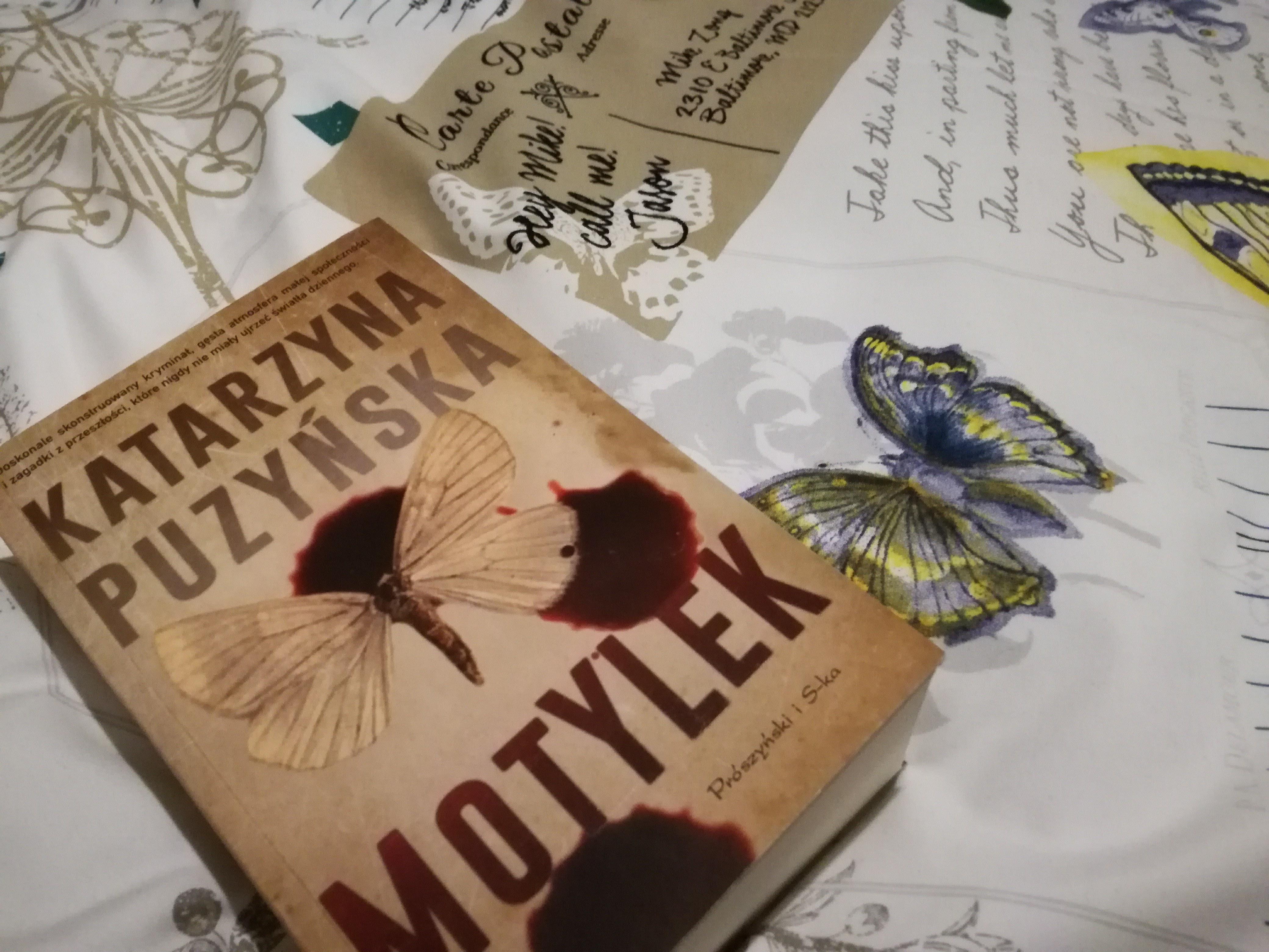 Motylek – Katarzyna Puzyńska