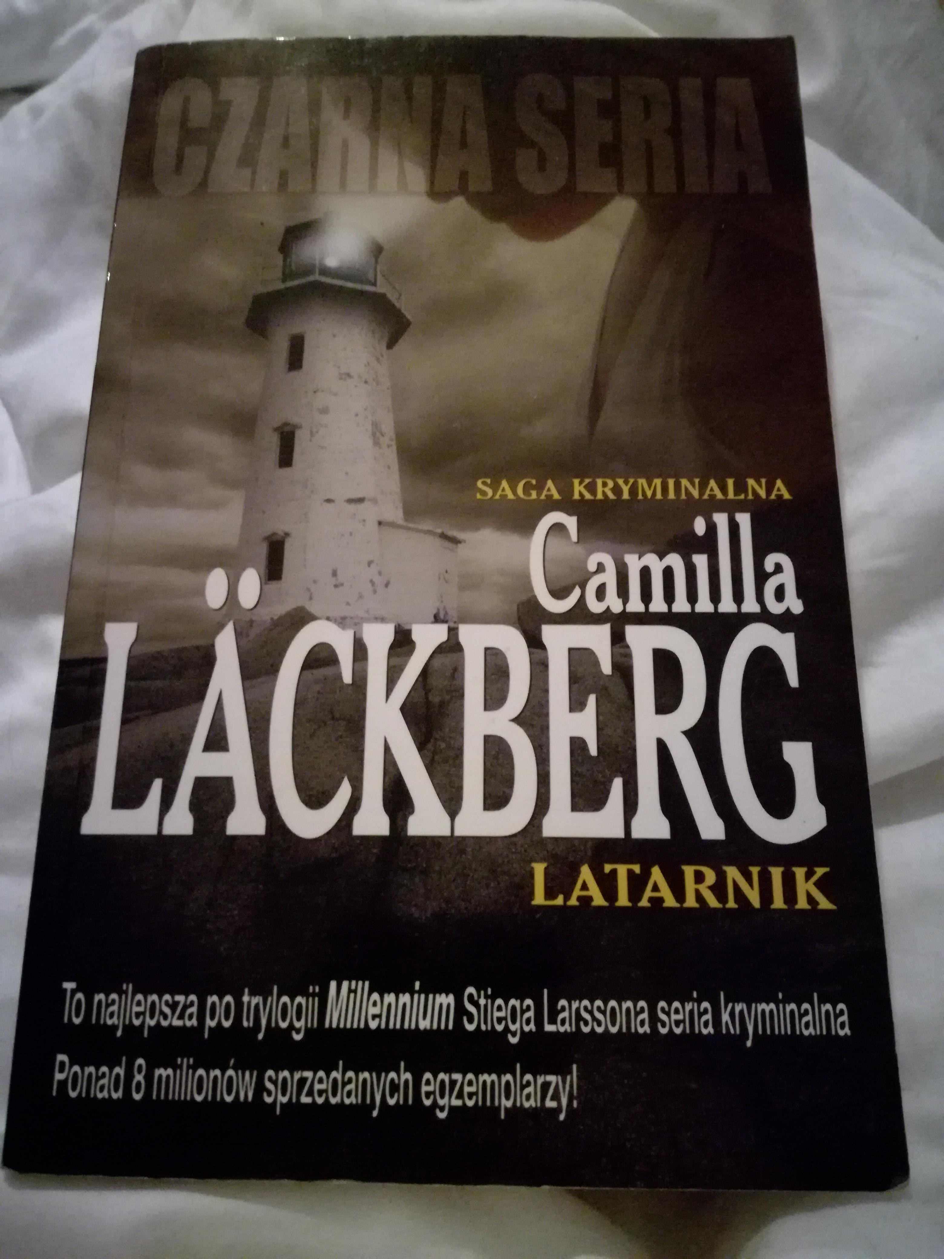 Latarnik – Camilla Läckberg