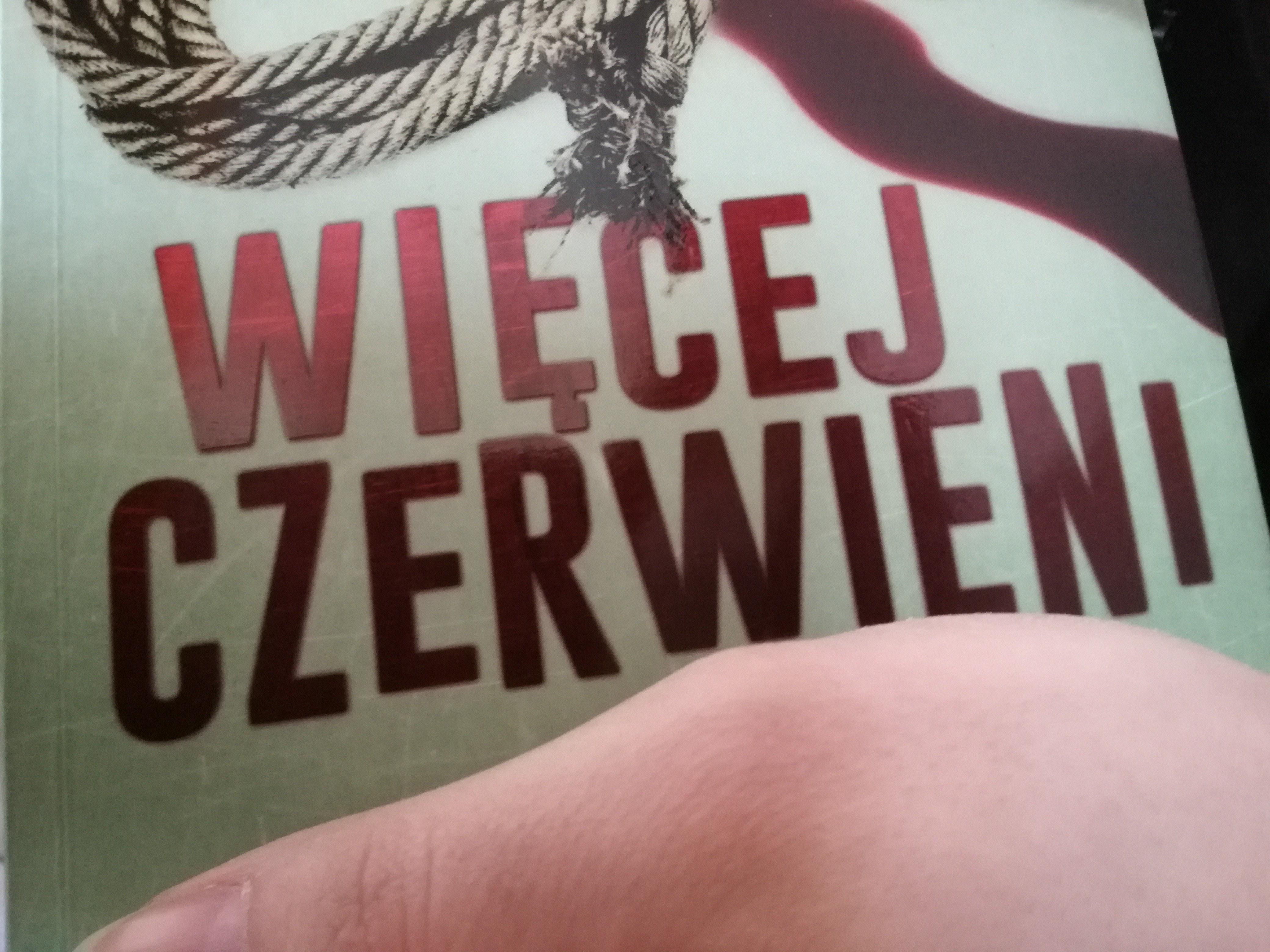 """""""Więcej czerwieni"""" w Lipowie K. Puzyńska"""